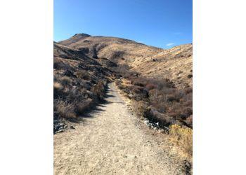 Reno hiking trail Hunter Creek Trail