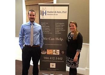 Charlotte divorce lawyer Hunter & Hein, PLLC