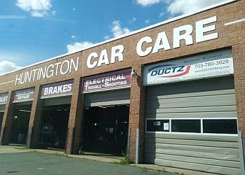Alexandria auto body shop Huntington Auto Body & Paint