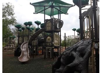 Newport News public park Huntington Park