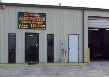 HUNTSVILLE AUTOMOTIVE INC.