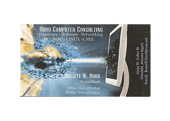 Glendale it service Hurd Computer Consulting Service, LLC