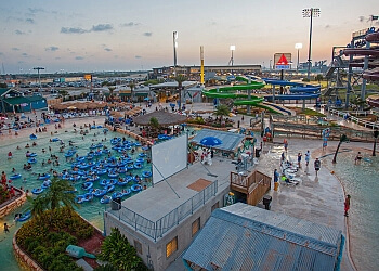 Corpus Christi amusement park Hurricane Alley
