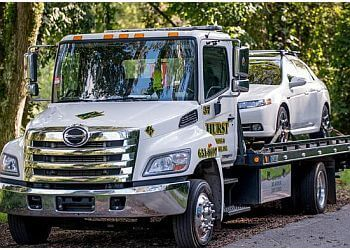 Birmingham towing company Hurst Towing & Recovery
