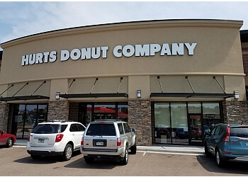 Colorado Springs donut shop Hurt's Donut Company