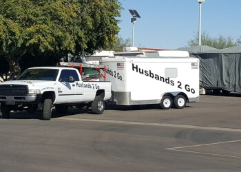 Gilbert handyman HUSBANDS 2 GO