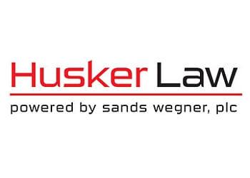 Omaha divorce lawyer Husker Law