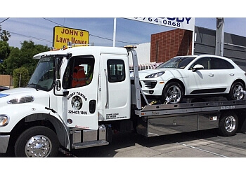 Glendale towing company Husky Auto Towing
