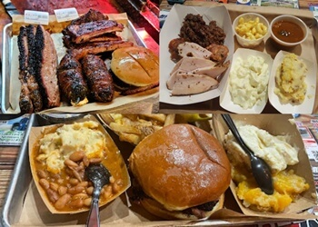 Mckinney Barbecue Restaurant Hutchins Bbq