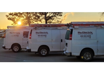 Lincoln electrician Hy-Electric