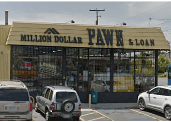 West Valley City pawn shop Hy & Mike's Million Dollar Pawn