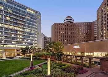 Indianapolis hotel Hyatt Regency
