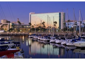 Long Beach hotel Hyatt Regency