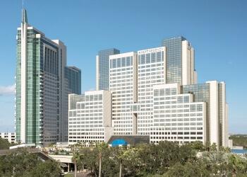 Orlando hotel Hyatt Regency