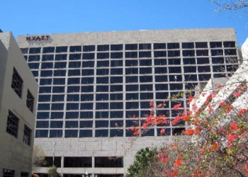San Antonio hotel Hyatt Regency