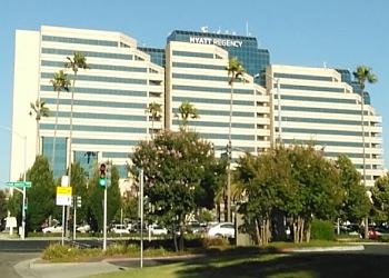 Santa Clara hotel Hyatt Regency