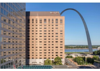 St Louis hotel Hyatt Regency