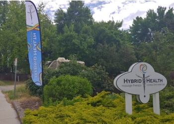 Boise City massage therapy Hybrid Health LLC