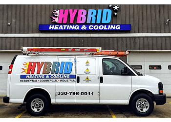 Akron hvac service Hybrid Heating and Cooling
