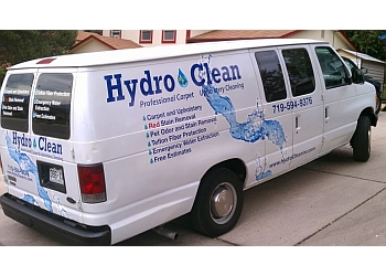 Colorado Springs carpet cleaner HYDRO CLEAN INC.