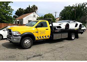 Fresno towing company Hye Class Towing