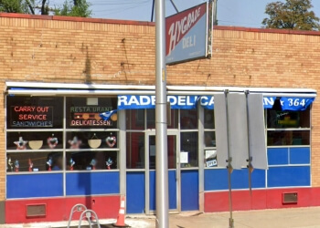Detroit sandwich shop Hygrade Deli