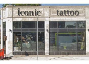 Detroit tattoo shop ICONIC TATTOO
