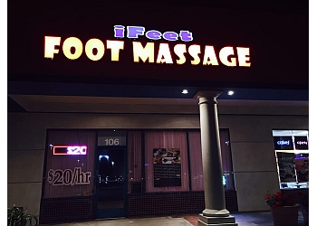Corona massage therapy IFeet Foot Massage