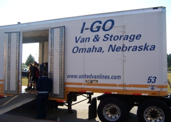 Omaha moving company I-Go Van & Storage