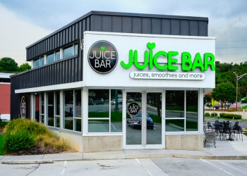 Knoxville juice bar I LOVE JUICE BAR