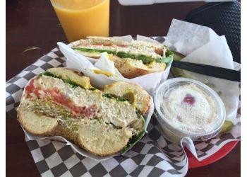 Oceanside bagel shop I Love Bagels