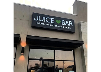 McAllen juice bar I Love Juice Bar