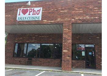 Greensboro vietnamese restaurant I Love PHO