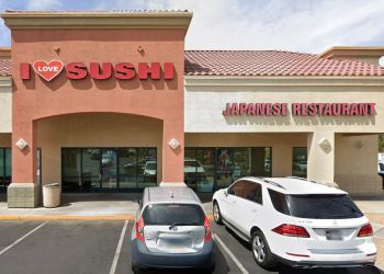Henderson sushi I Love Sushi