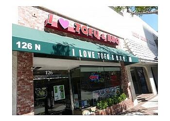 I Love Tofu & bbq Glendale Barbecue Restaurants