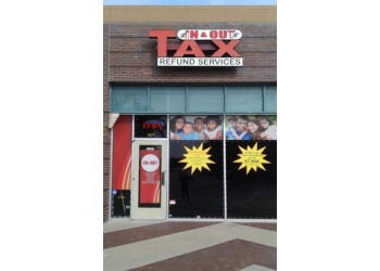 Arlington tax service In & Out Tax Refund Services