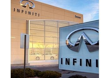 Aurora car dealership Infiniti of Denver
