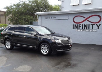 Fort Lauderdale limo service INFINITY TRANSPORTATION