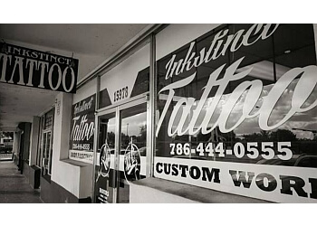 Miami Gardens tattoo shop INKSTINCT TATTOO