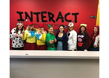 Greensboro occupational therapist Interact Pediatric Therapy Services