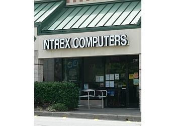 Winston Salem computer repair INTREX COMPUTERS