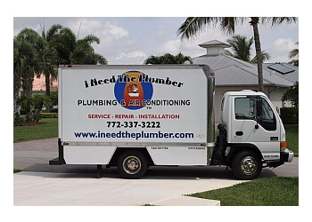 Port St Lucie plumber I Need The Plumber & AC