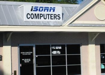 Tampa computer repair ISORM COMPUTERS