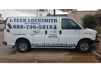 Arlington locksmith I-Tech Locksmith