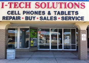 Louisville cell phone repair I-Tech Solutions