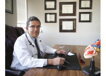 Inglewood cardiologist Ibrahim Helmy, MD, FACC, FACP