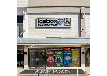 Atlanta jewelry Icebox Diamonds & Watches