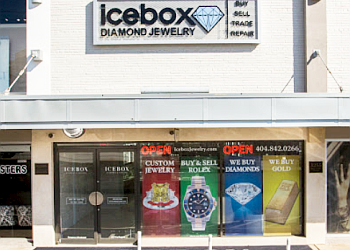 Atlanta jewelry Icebox Diamonds & Watches, Inc.