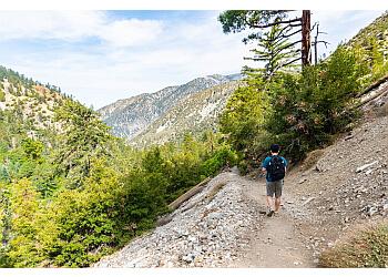 Ontario hiking trail Icehouse Canyon Trailhead
