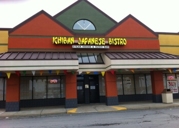 Sterling Heights japanese restaurant Ichiban Japanese Bistro